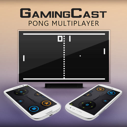 Gamingcast (for chromecast) google+